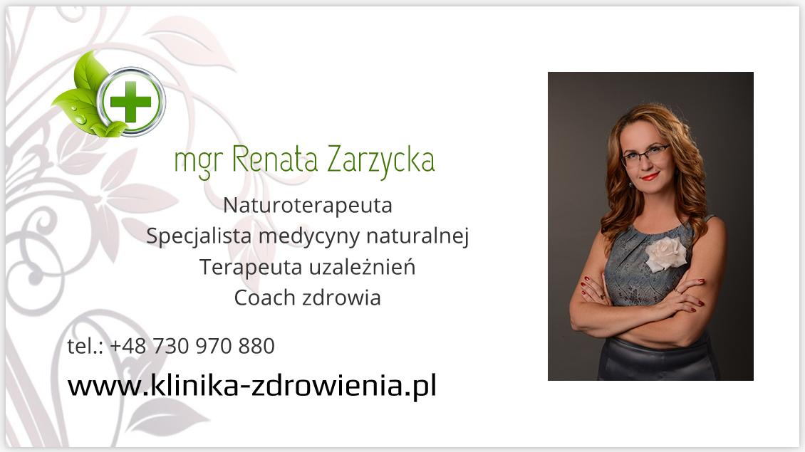 mgr Renata Zarzycka